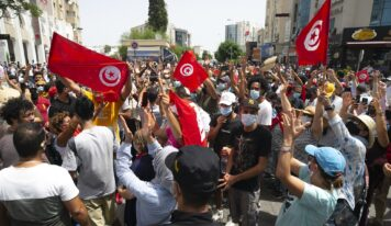Tunisia stands against the Brotherhood