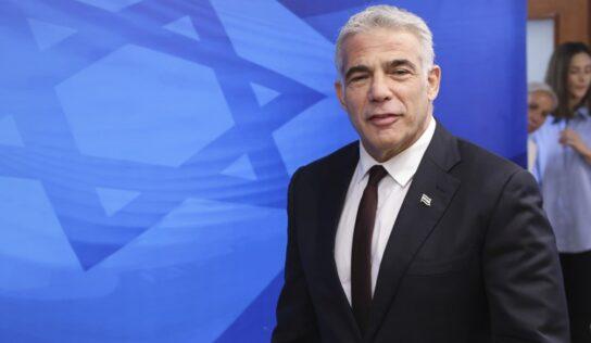 Israeli Media: Lapid to Establish Liaison Office in Morocco