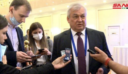 Russia says all humanitarian aid to Syria should be delivered through government