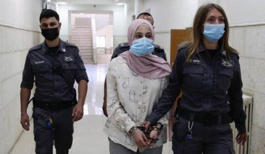 """Israel"" Sentences a Jerusalemite Woman to 30 Months"