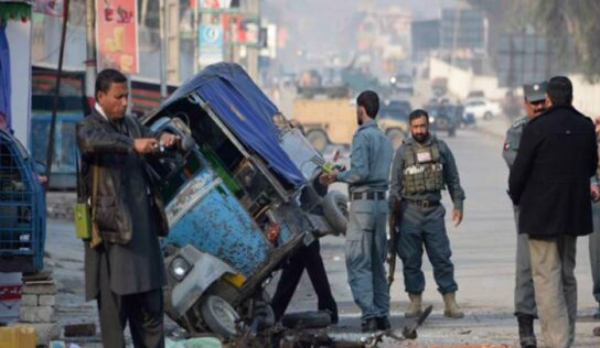 Russia warns of risk of violence in Afghanistan spilling over to neighboring countries