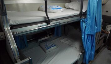 Thailand to Send COVID-19 Patients Home on Sleeper Trains