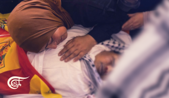 Israeli Forces Murder 13-years-old Mohamad Alami
