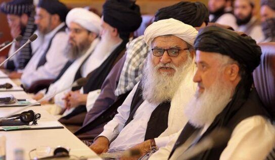 Taliban in China to Hold Talks with Officials