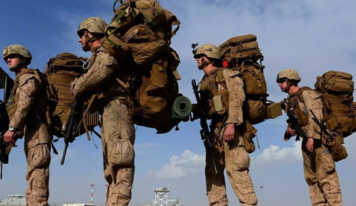 Washington: More Than 95% of Forces Exited Afghanistan