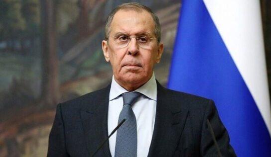 Lavrov: Sudan Agrees to Establish Russian Naval Base