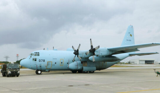 Japan & Philippines to hold joint air force drills for first time amid increasing hostilities with China