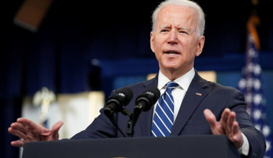 Biden says NO plan for imminent withdrawal of remaining troops in Afghanistan, despite earlier reports