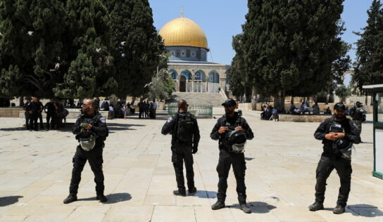 Israel's PM backtracks after claiming Jews had 'freedom to worship' at Jerusalem's Temple Mount where only Muslims can pray