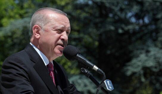 Turkey's Erdogan criticizes Taliban 'occupation' in Afghanistan, downplays militants' warning over Turkish troops in Kabul
