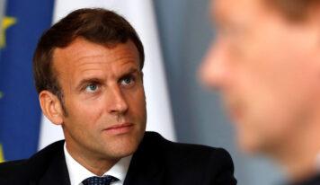 'This is not freedom': Macron denounces 'irresponsibility and egoism' of those who refuse Covid jab