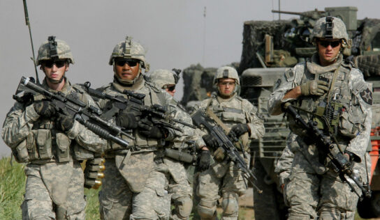 Biden's deal to end the US combat mission in Iraq is just window dressing to give the illusion of an end to that 'forever war'
