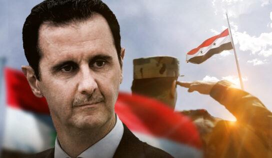 Al-Assad's Vow and Syria's Comeback