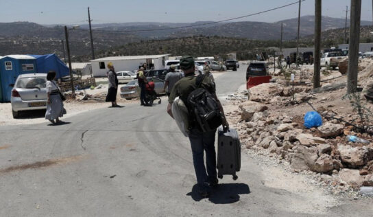 Hamas: Evacuation of Israeli settler outpost shows power of resistance