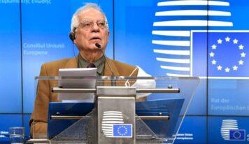 Borrell: Turkey's Influence in Libya Affects Mediterranean Migration
