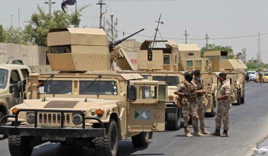 "Iraqi National Security Service Arrest ""ISIS"" Baghdad Leader"