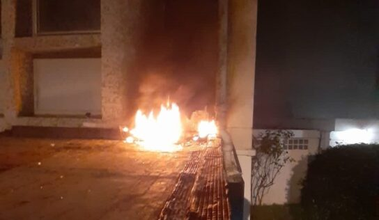 Cuban Embassy in Paris Targeted with Petrol Bombs