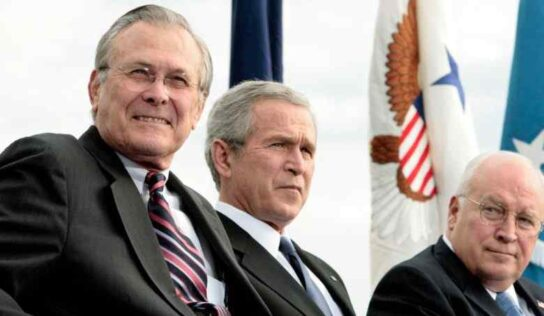 The Butcher of Baghdad: Donald Rumsfeld, dead at 88