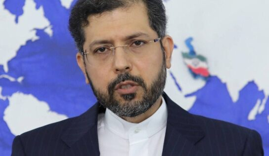 """Khatibzadeh: """"Iran Will Abide by the Nuclear Agreement"""""""