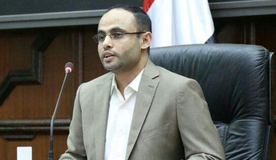 Al-Mashat: Washington's Impounding of Fuel Ships Adds to Yemeni Suffering