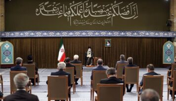 Khamenei to Rouhani Cabinet: Negotiations with West Will Fail