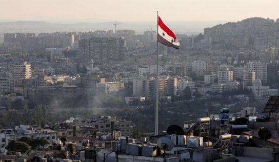 Syria Condemns Turkish Intervention in Tunisian Affairs