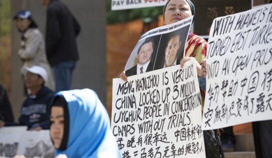 US Lawmakers Form Bipartisan Uyghur Caucus