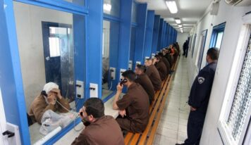 Palestinian Prisoners Continue Their Hunger Strike