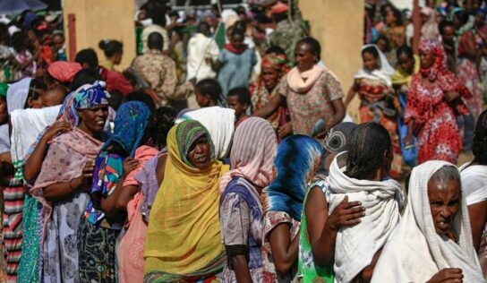 More Refugees Flee Tigray into Sudan to Escape Conflict