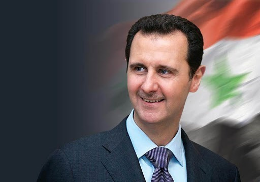 Al-Assad Sworn in Today before the People's Assembly