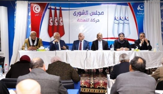 Ennahda to Saied: Political Issues Only Handled via Discussion