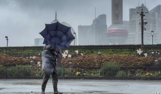 Heavy Rains in China Affect More Than 120,000 People