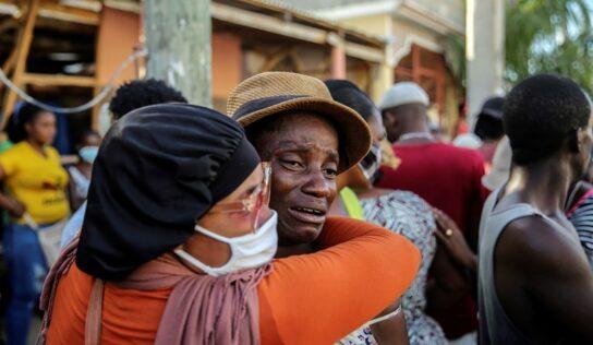 Haiti Death Toll Nears 1,300