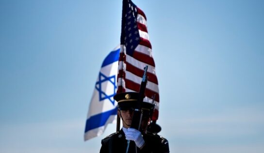 """Poll: Half of American People Support Restricting Military Aid to """"Israel"""""""