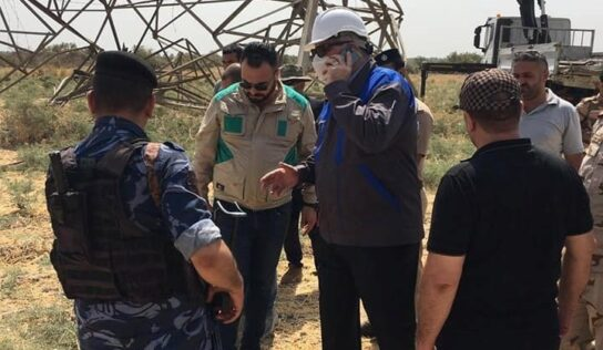 Iraq: Two Power Transmission Lines Blasted With Explosive Devices