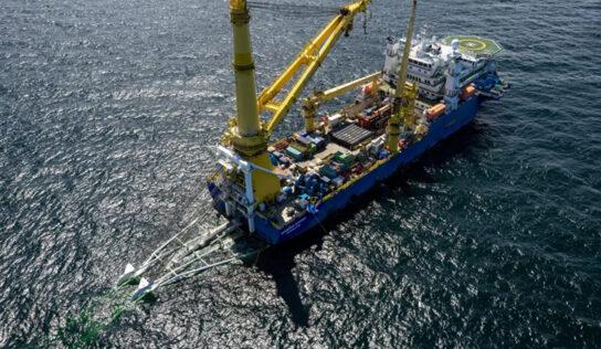 Ukrainian President Calls Nord Stream 2 Russian 'Geopolitical Weapon' Amid Talks With Merkel