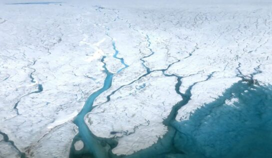 Greenland is Melting 3 Times Faster