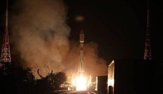 OneWeb Launches 34 Satellites Using Arianespace Soyuz Rocket