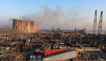 HRW: Lebanese Authorities Criminally Neglect Beirut Port Explosion