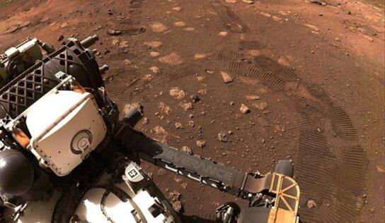 NASA Mars Rock Sample Gone Missing