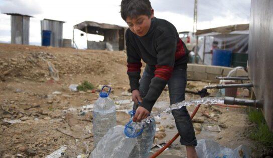 Lebanon Faces Water Scarcity Threats: UNICEF