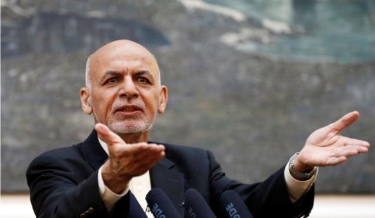 Afghan President Resigns, Leaves to Tajikistan