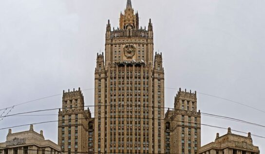 Moscow: Our Embassy in Kabul Is Operating As Usual