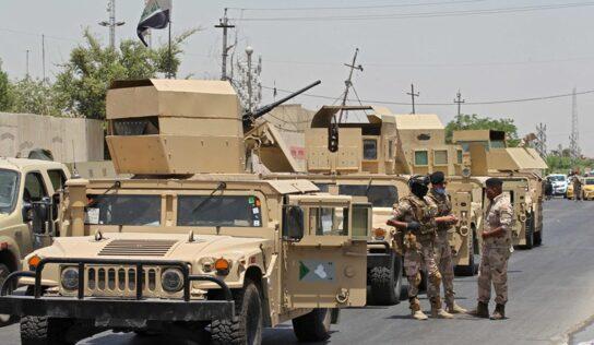 Iraq Military Intelligence Thwart Two Terrorist Attacks