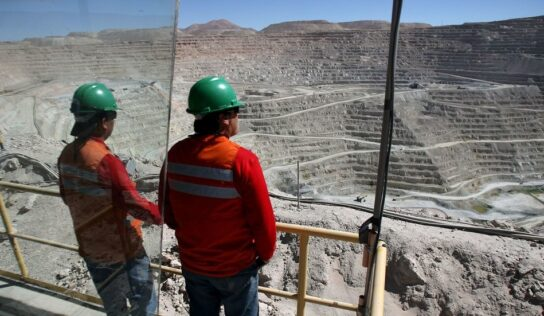 Union declares strike in world's LARGEST copper mine in Chile after labor negotiations fail