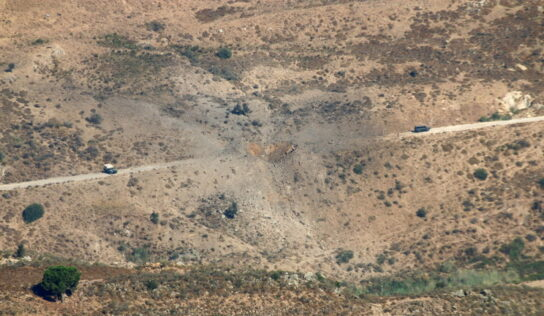 Israel's overnight airstrikes highlight 'aggressive intentions,' says Lebanese president