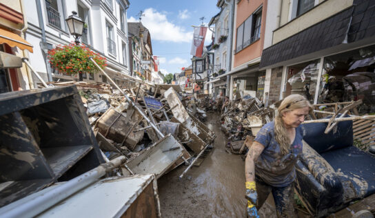 Germany launches 'negligent homicide' investigation over fatal floods, regional chief at forefront of probe