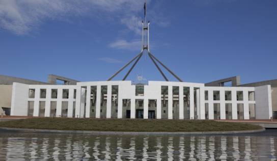 Australian police detain 26-year-old over 2019 Parliament House rape allegation