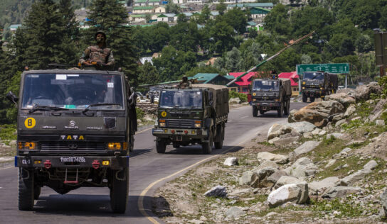 'Face-off has been resolved': India and China pull troops back from Himalayan border flashpoint