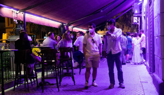 Top court in Spain's Andalusia rejects plan to make 'Covid-19 passports' mandatory to visit nightclubs